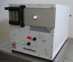 autoglow plasma descum system
