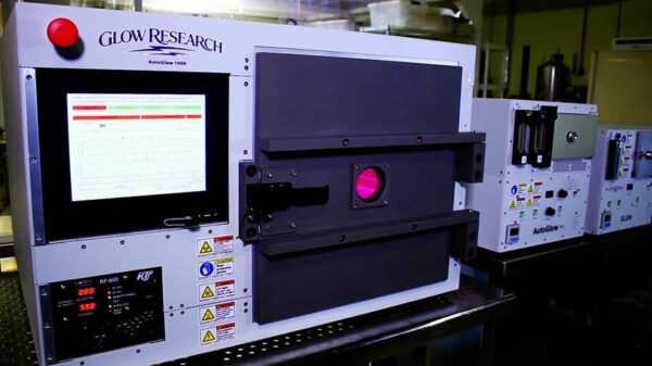 Production Plasma Cleaner System