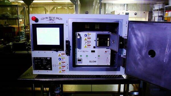 AutoGlow 1000 Production Plasma Cleaner