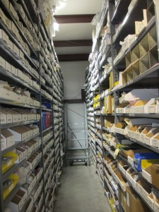 Complete Inventory and Control System