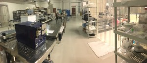 Demo lab and clean room