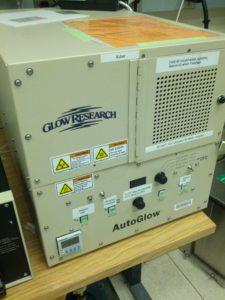 AutoGlow plasma system