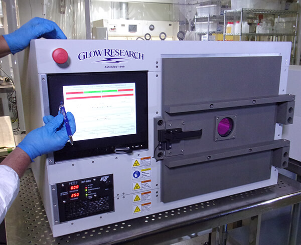 Large Chamber Plasma Cleaner